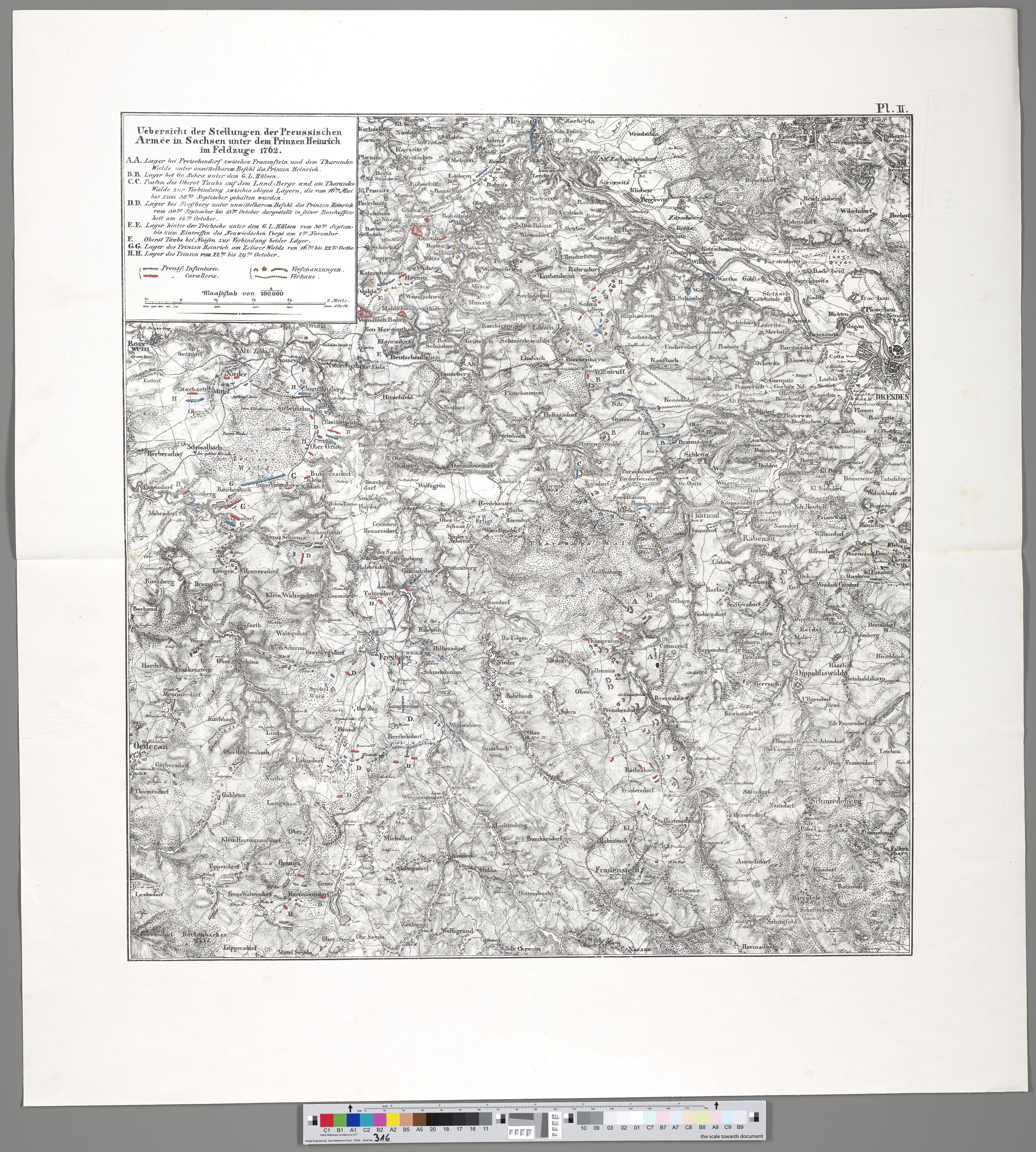 Antique Maps Vereinigt 1893 Landkarte Map Original Drucke 2 Landkarten West Asien